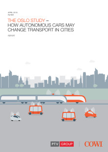 The Oslo study – How autonomous cars may change transport in cities