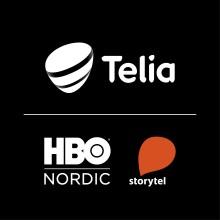 Telia inngår partnerskap med HBO Nordic og Storytel