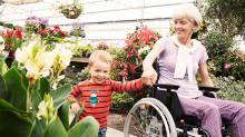 """Seminarium """"Optimera din rullstolsutprovning"""" – mässan Leva & Fungera"""
