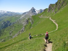 Challenging Mountain Guided Walking Adventures