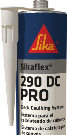 Sika Limted: Sika Announces New Professional Deck Caulking Sealant