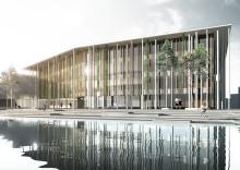 Hædrende omtale for Sandnes Rådhus i Norge