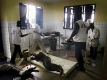 Sjukvården i Elfenbenskusten paralyserad
