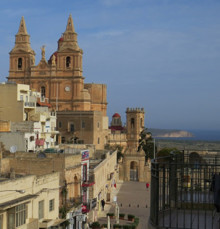 An Exciting Walking Holiday in Gozo and Malta - Douglas Buchanan