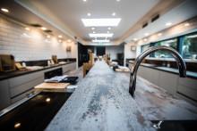 Dekton®: Funktionalitet og smukt design til det britiske Michelin-køkken, The Woodspeen