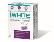 Ny tanntråd gir deg hvitere tenner