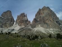 Einzigartige Gipfelmomente auf den Klettersteigen in Südtirol genießen