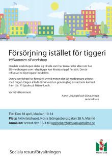 Inbjudan till workshop