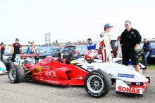 Castrols John Bryant-Meisner totalfemma i ATS Formula 3 Cup 2013