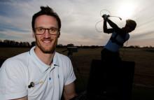 Halmstad satsar på forskning inom golf