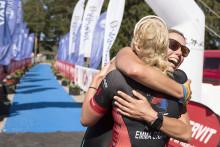 Nästan dubbelt så många kvinnor i Vansbro Triathlon
