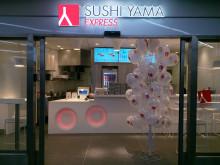 Sushi Yama öppnar ännu en expressenhet i Stockholm