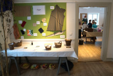 Pressinbjudan: Nytt stuk med återbruk – klädutställning och verkstad