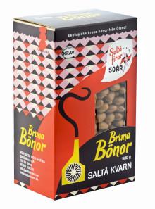 Saltå Kvarn lanserar Ölandsodlade ekologiska bruna bönor