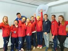 Paraturnere skal kjempe om medaljer i Special Olympics