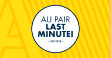 AIFS Au Pair in America - Last Minute