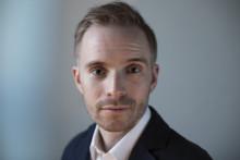Alfred Ruth - AI-specialist och thrillerförfattare gästar Rotarys lunchmöte i Lindesberg