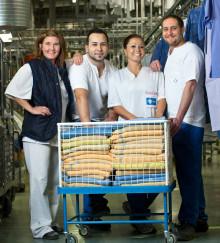 Nya jobbtillfällen på Textilia i Rimbo