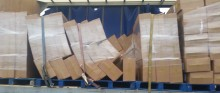 Man charged after seizure of 3.6 million cigarettes