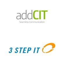 addCIT och 3StepIT startar upp samarbete