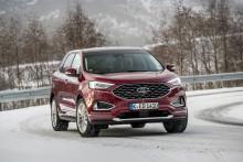 Sportlich und attraktiv: Der neue Ford Edge bietet noch mehr Performance, Komfort und Assistenz-Systeme