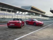 Skräddarsydd sportighet – nya Porsche 718 GTS