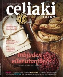Julinspirerat nytt nummer av CeliakiForum