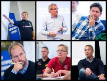 Tränare i Märsta IK, Lohärad IF och Almunge IK  får Woody Ungdomsledarstipendiet 2012