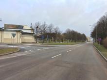 VA-arbete medför begränsad framkomlighet mellan Drottninggatan och Österleden