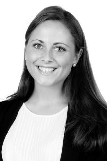 Linn Isberg ny kollega på OnePartnerGroup Sydost AB.
