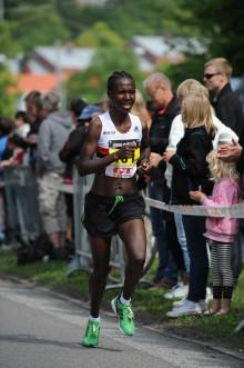 Isabellah Andersson klar för start i GöteborgsVarvet