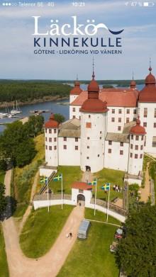 Ny app för Destination Läckö-Kinnekulle!