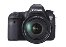 Kliv in i fullformatsvärlden:  Canon presenterar sin minsta och lättaste digitala systemkamera i fullformat – EOS 6D