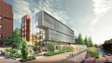 Skanska bygger Life Sciences-byggnad åt universitet i Seattle, USA, för USD 71M, cirka 600 miljoner kronor