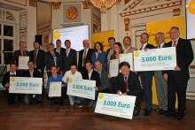 Bürgerenergiepreis Oberpfalz 2015 verliehen