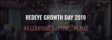 Redeye Growth Day - Möt 44 bolag inom Life Science och Tech den 10 juni