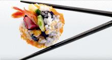 ebm-papst fläkt i luftridåenheter för Sushi-barer