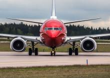 Norwegian med nytt passagerarrekord och hög kabinfaktor i juli månad