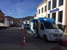 Beratungsmobil der Unabhängigen Patientenberatung kommt am 5. September nach Bad Wildungen.