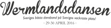 Pressinbjudan Wermlandsdansen 29-30 april