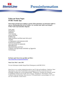 010311Spa-fakta Stena Saga (pdf 69 kb)