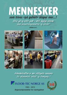 Floor-Tec Avlastningsmatter