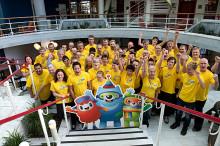 34 tjejer och killar åker till i Sydkorea för att representerar Sverige i Special Olympics World Winter Games