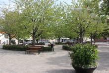 Pressinbjudan till nyinvigning av Stortorget i Vellinge