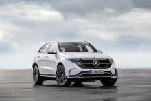 Elbilen Mercedes-Benz EQC med norske priser