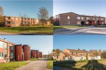 Fastighetsbolaget Kungshem och Schneider Electric i stort samarbete för att energieffektivisera byggnader