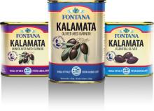 Kalamataoliver - världens finaste oliv
