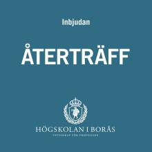 Kommunåterträff på Högskolan i Borås 28 nov