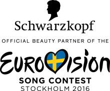 Schwarzkopf er officiel skønhedspartner ved Eurovision Song Contest i Stockholm