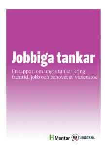 Läs rapporten #jobbigatankar